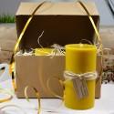 Box - Świeca pszczela 1 szt